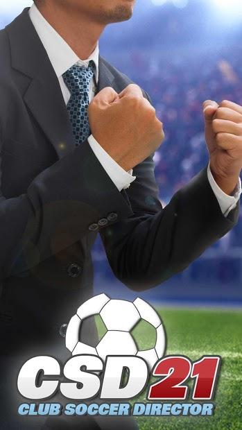 Club Soccer Director 2021 Hileli APK - Sınırsız Para Hileli