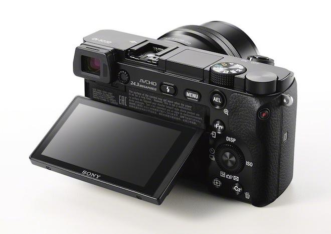 Spesifikasi dan Harga Sony A6000