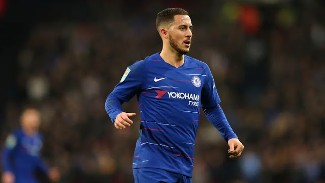 Eden Hazard is not the answer between now and the end of the season for Chelsea.