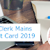 SBI Clerk Mains Admit Card 2019 Out - Download Now!