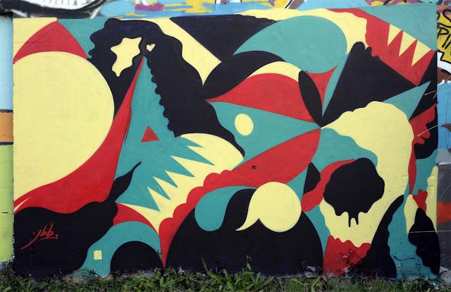 peinture sur mur jean baptiste besançon bordeaux artiste