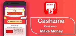 Aplikasi Uang Saku, Hanya Modal Internet