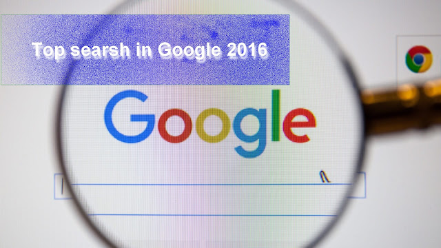 google top searsh in 2016