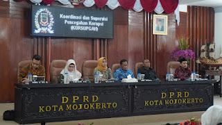 Pemkot Mojokerto Masuk Peringkat Sepuluh Besar Penilaian Korsupgah KPK di Jatim
