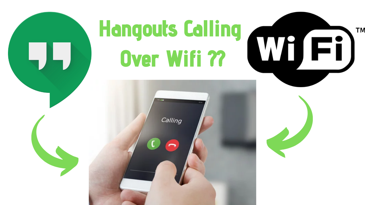 How to use Google Hangouts Dialer to make free Wi-Fi calls without a SIM card