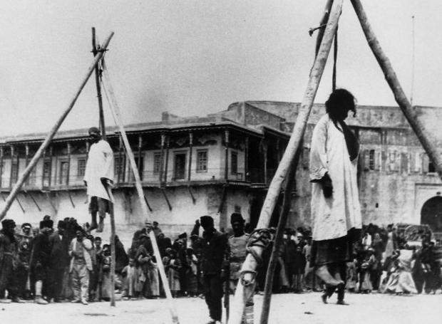Αφιέρωμα: Η γενοκτονία των Αρμενίων