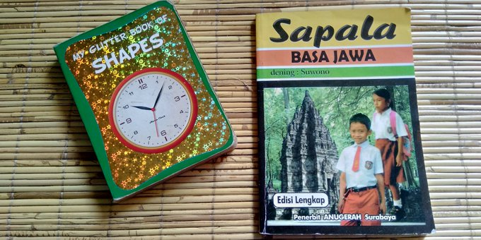 buku bahasa Jawa