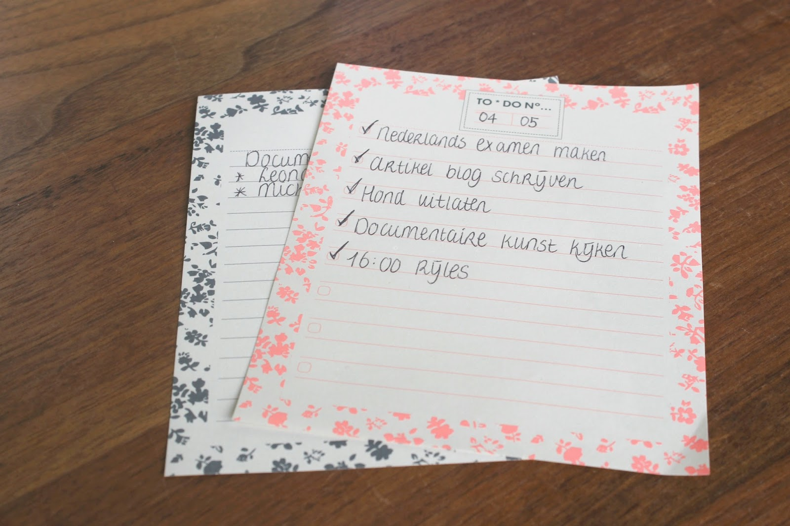 Notitieboekje Maken To Do List Maken Hema Notitieboekje Nature Of Happiness