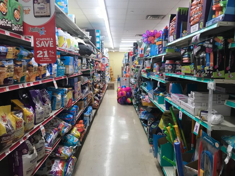 Community architect daily how dollar stores are targeting - Interiors by design family dollar ...