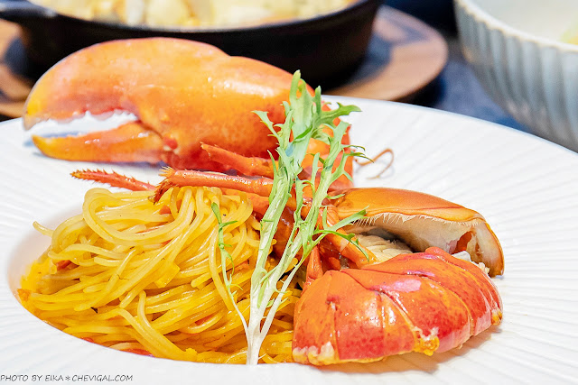 MG 7796 - 熱血採訪│台中浪漫水岸用餐好迷人,超狂龍蝦義大利麵霸氣吸睛,當月壽星還有免費蛋糕