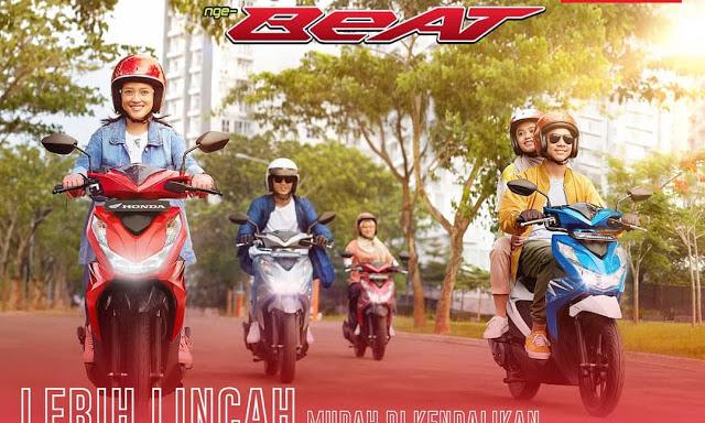 Makin Hemat Beli All New Honda BeAT Dengan Promo dari Honda Kalbar