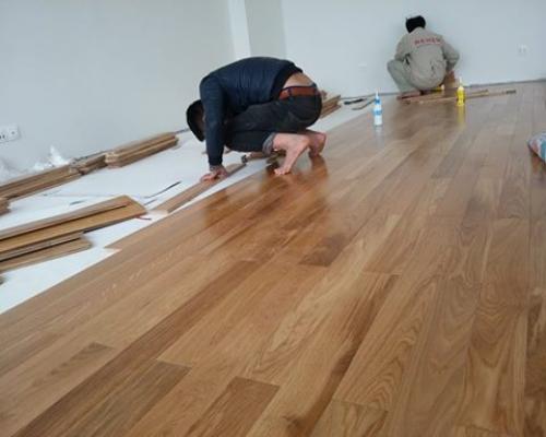 Sàn gỗ sồi trắng sự lựa chọn thông minh cho không gian nội thất nhà bạn
