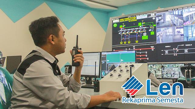 Lowongan Kerja Safety Man PT Len Rekaprima Semesta Tangerang