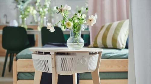 IKEA launches the first smart air purifier