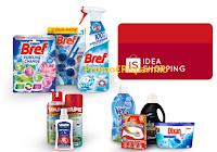 Logo Enigmi del Pulito: con Henkel vinci gratis ogni settimana buoni Ideashopping da 50€ e non solo