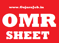 Assistant Professor, GPSC, Office Superintendent, OMR Sheets