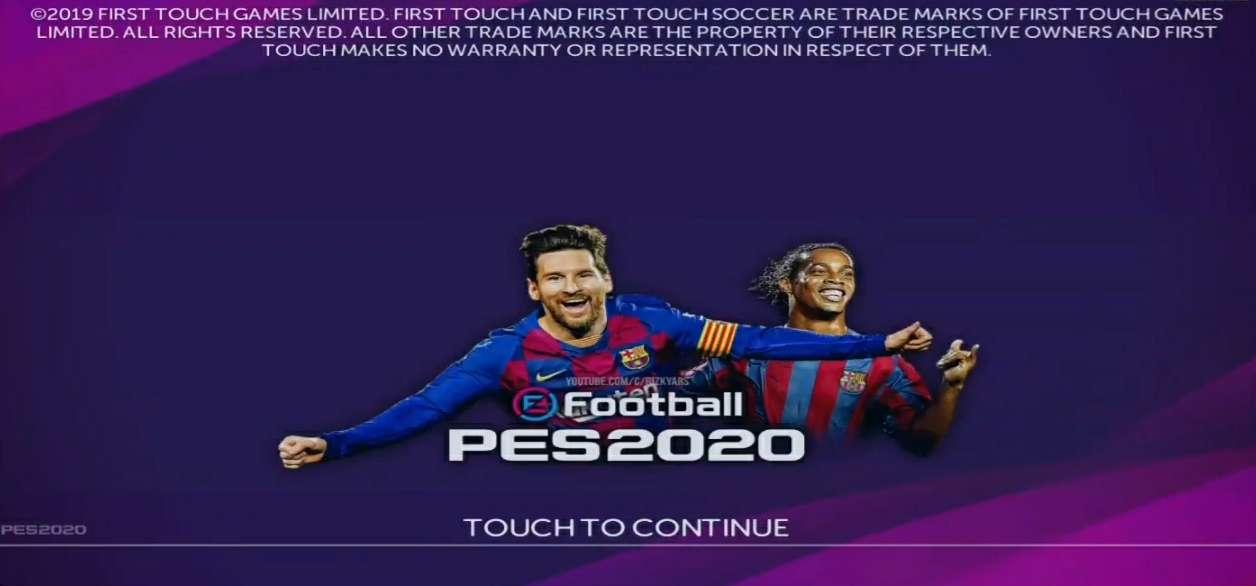 FTS Mod EFootball PES 2020 Shopee Liga 1 Full Update Terbaru