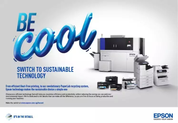 Epson Be Cool