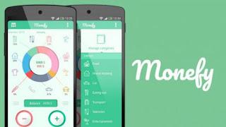 aplikasi keuangan monefy