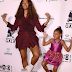See Lovely photo of Solange and Blue Ivy