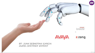 Artificial Intelligence Developer with Avaya Zang