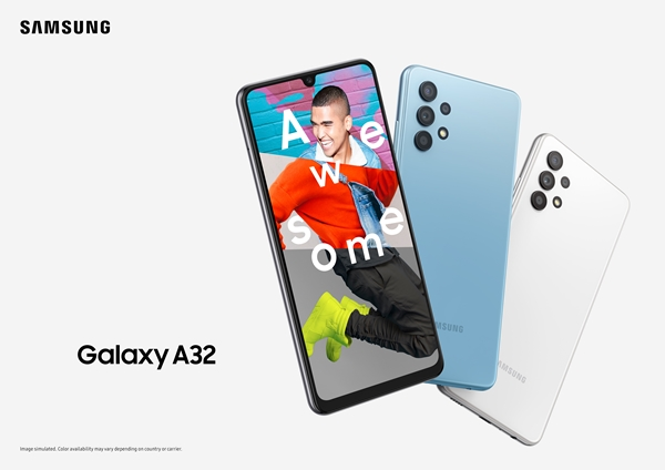 #SamsungUnpacked,  All-Day Content Streaming, New Samsung Galaxy A32, mid-range smartphone, samsung, samsung malaysia, lifestyle