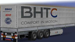 Behr Hella Thermocontrol Schmitz trailer