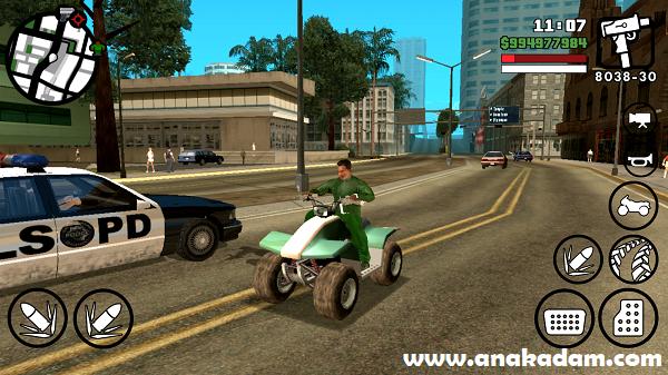 GTA San Andreas (SA) Lite Apk