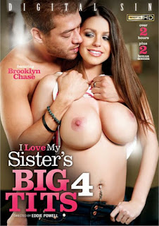 I Love My Sister's Big Tits 4 (2015)-cover