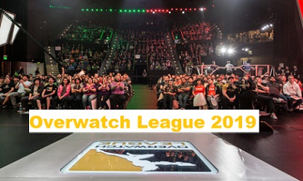 Overwatch League season 2, 2019 schedule, Teams, date, Start time, prize money.