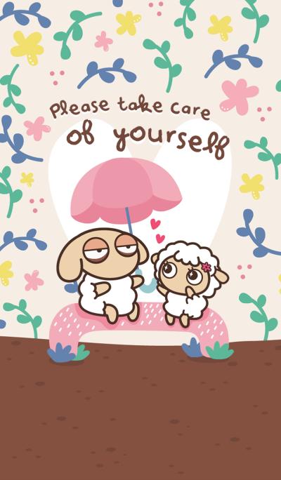 UNSLEEP SHEEP : Take Care