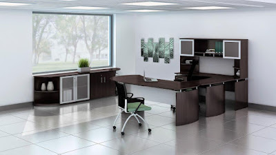 How To Properly Furnish An Office Interior