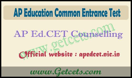 AP EdCET Counselling dates 2021, certificate verification, web options