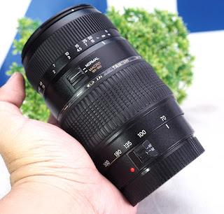 Jual Lensa Tamron 70-300mm For Canon