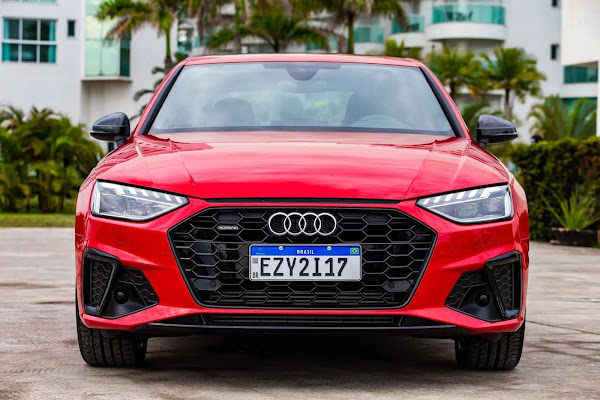 Novo Audi A4 2022 chega ao Brasil - fotos e preços