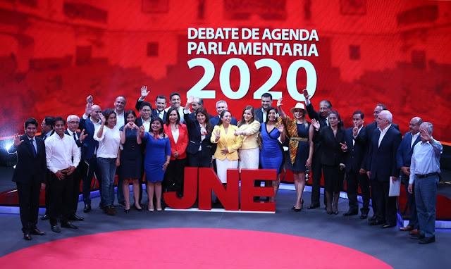 Congreso 2020: Vídeo del tercer debate de agenda parlamentaria