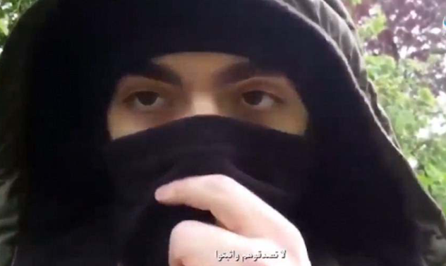 Pictured: ISIS knifeman, 20, who killed one and injured four in rampage near Paris opera house a decade after arriving as a refugee from Chechnya