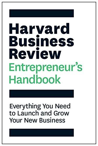 The Harvard Business Review Entrepreneur's Handbook By Harvard Business Review (PDF)