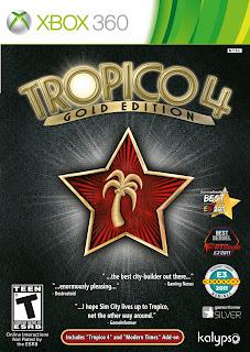 Tropico 4 Gold Edition (X-BOX360) 2012