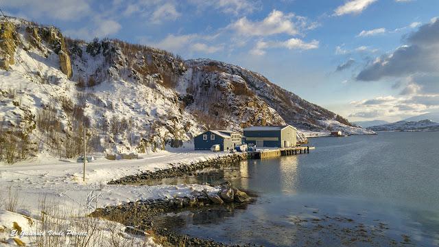 Invierno en Kvaløya - Tromso por El Guisante Verde Project