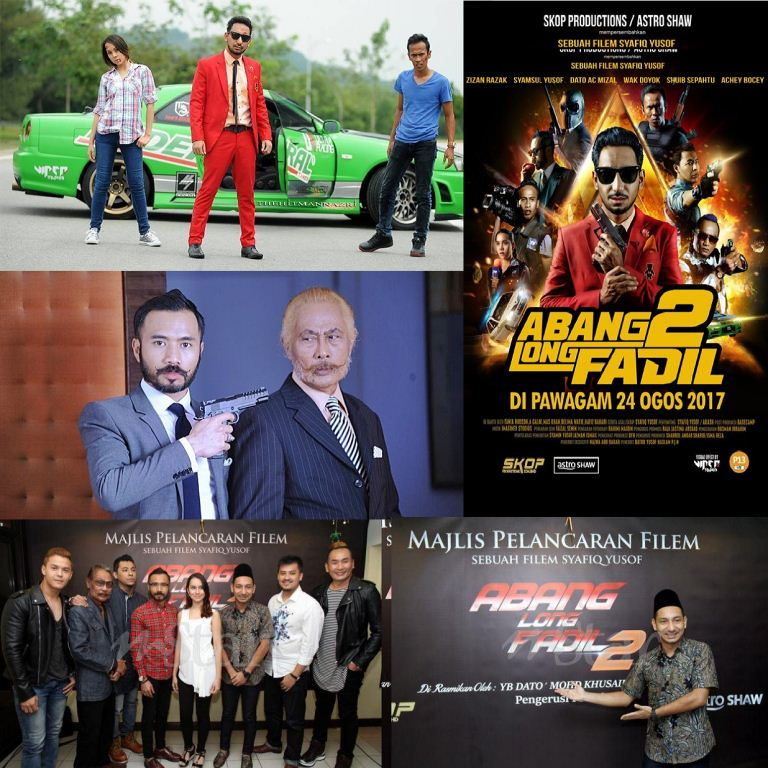 Abang Long Fadil  Pencuri Movie