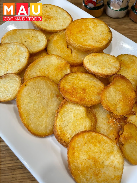 mau cocina de todo papas a la francesa en el horno saludables menos grasa aceite sin
