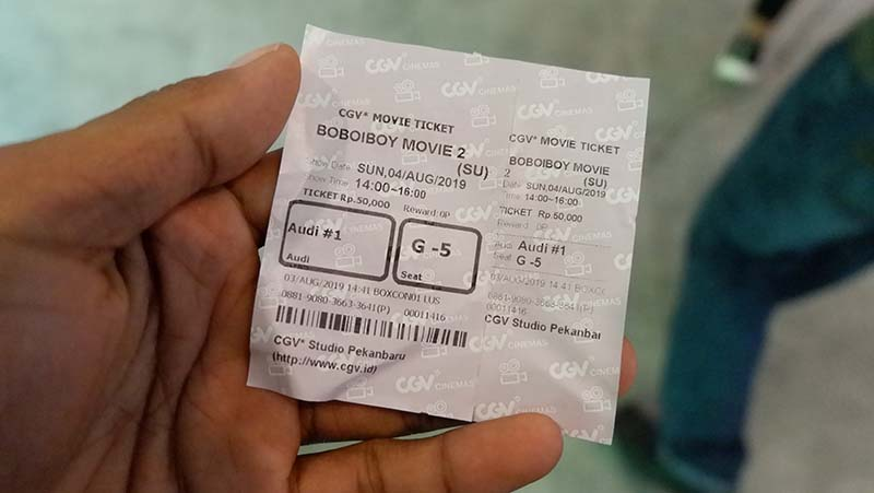 Asiknya Nonton Boboiboy Movie 2 di CGV Cinema Studio 88 Pekanbaru, jadwal film bioskop pekanbaru  jadwal bioskop transmart pekanbaru  jadwal bioskop cgv pekanbaru  jadwal film bioskop ska pekanbaru  jadwal bioskop ska pekanbaru  jadwal bioskop living world pekanbaru  jadwal cinemaxx pekanbaru  jadwal cgv pekanbaru