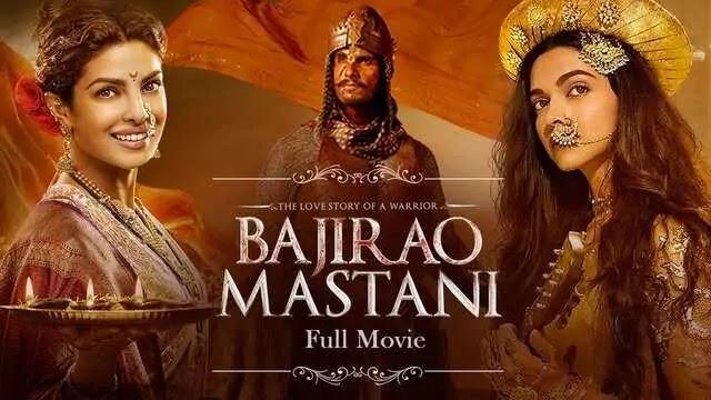 Bajirao Mastani Full Movie Watch Download Online Free