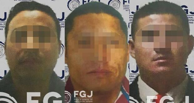 ¡140 años de cárcel! a Ex-policías ministeriales de Nuevo Laredo, reciben condena por secuestro