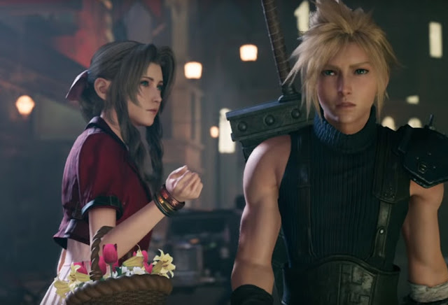 Final Fantasy 7 remake, Final Fantasy 7 remake amazon, Final Fantasy 7, Square Enix, Final Fantasy, gaming,