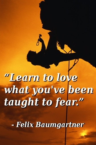 Been Love Roxette It Must Have: Learn To Love What You've Been Taught To Fear