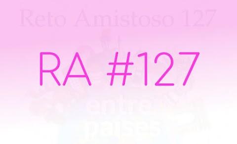 Reto Amistoso No. 127