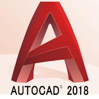 autocad 2018 logo