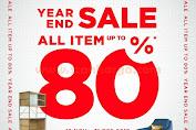 Katalog Promo Hias House Year End Sale Diskon 80% All Item